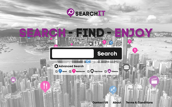Create a Search Engine Homepage with Custom Icons in Photoshop and Illustrator