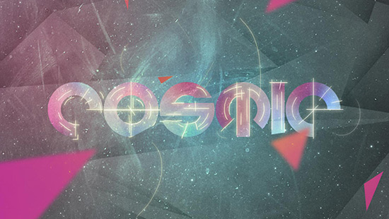 Create a Cosmic Typo Wallpaper in Photoshop and Illustrator