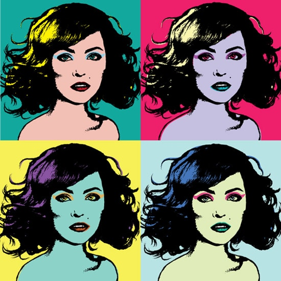 How to Create an Andy Warhol Inspired Pop Art Portrait in Illustrator