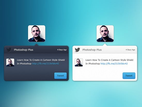 Learn How To Create A Stylish Twitter Modal Box