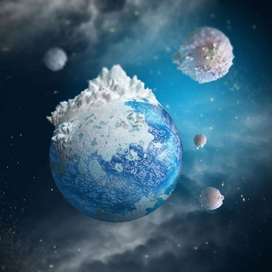 Create a Mini Planet Using Photoshop's 3D Capabilities | Psdtuts+