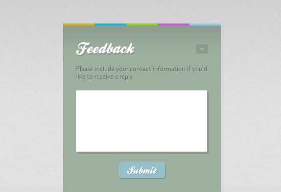 Quick Feedback Form w/ PHP and jQuery