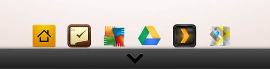 Creating Android Dock Using jQuery & CSS3