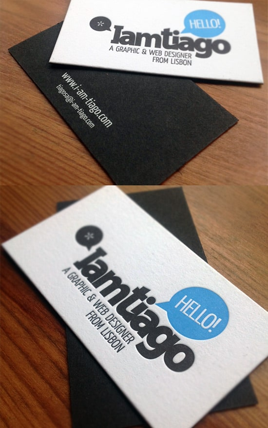 50 New Inspiring Business Card Designs - designrfix.com