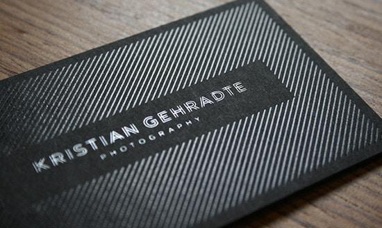 50 new inspiring business card designs designrfix ultra modern business card reheart Image collections