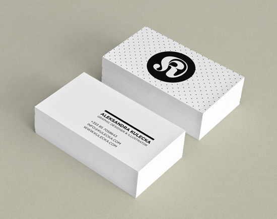 50 new inspiring business card designs designrfixcom