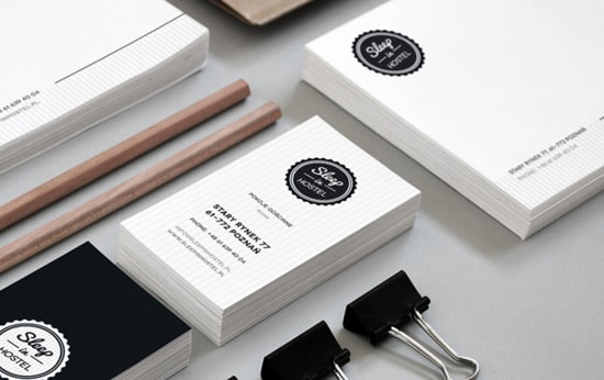 SLEEP IN HOSTEL - Branding