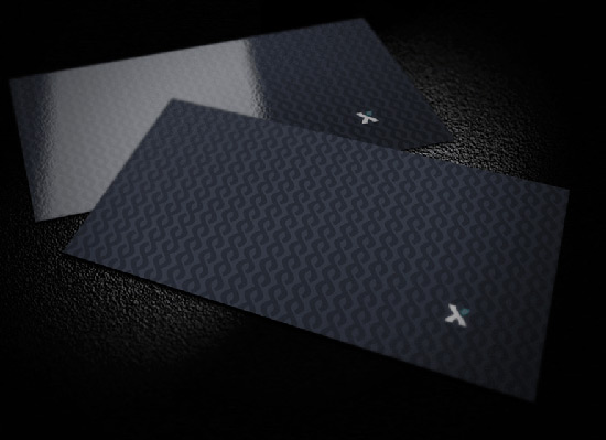 Helix Business Cards