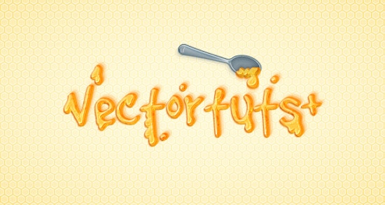 How to Create a Detailed Honey Text Effect in Adobe Illustrator