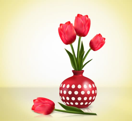 Create Detailed Tulips With Gradient Mesh, Without the Mesh Tool in Illustrator