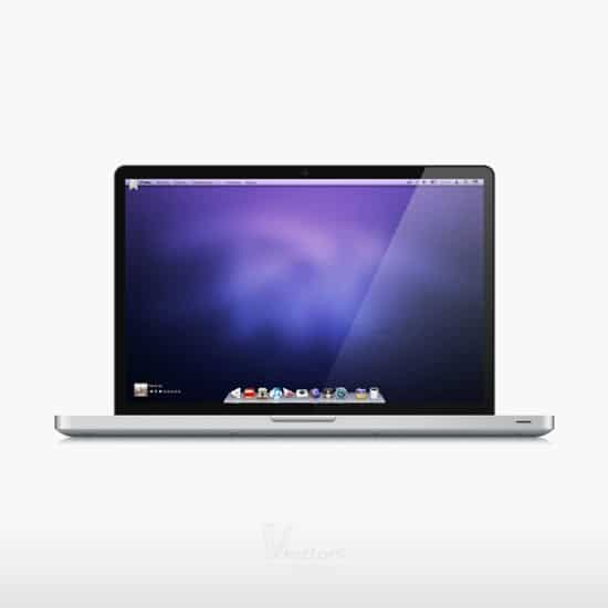 Create a Semi-Realistic MacBook Pro Illustration in Adobe Illustrator