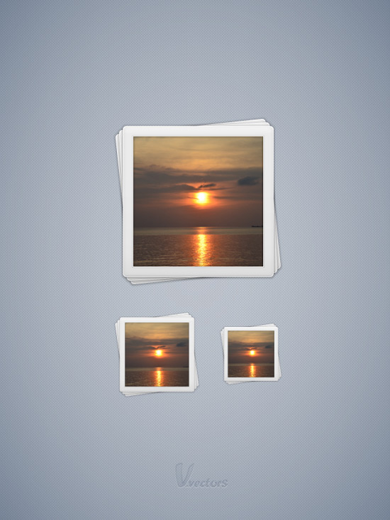 How to Create a Simple Photos Icon