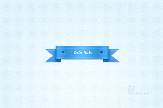 Quick Tip: How to Create a Simple Vector Web Ribbon in Adobe Photoshop