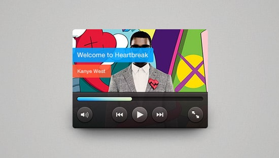 Mini Video & Audio Player