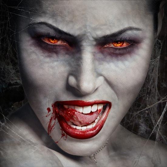 Bite Me - A Vampire Tutorial
