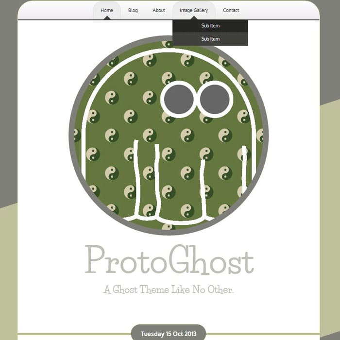 Proto-Ghost