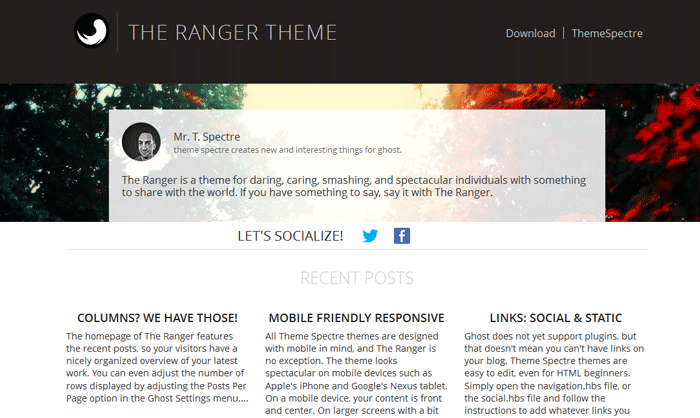 The-Ranger-Theme