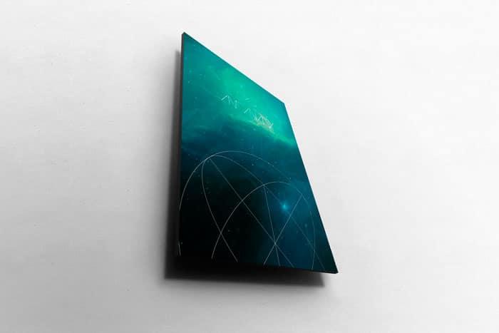 Infinity - Canvas Mockup
