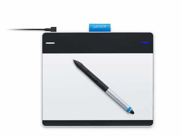 Wacom Intuos Pen and Touch Small Tablet