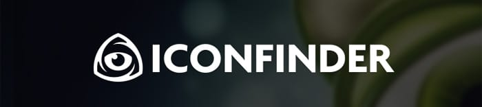New logo for Iconfinder.com