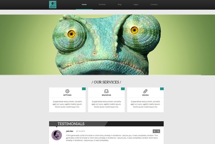 Electra-WordPress-Theme
