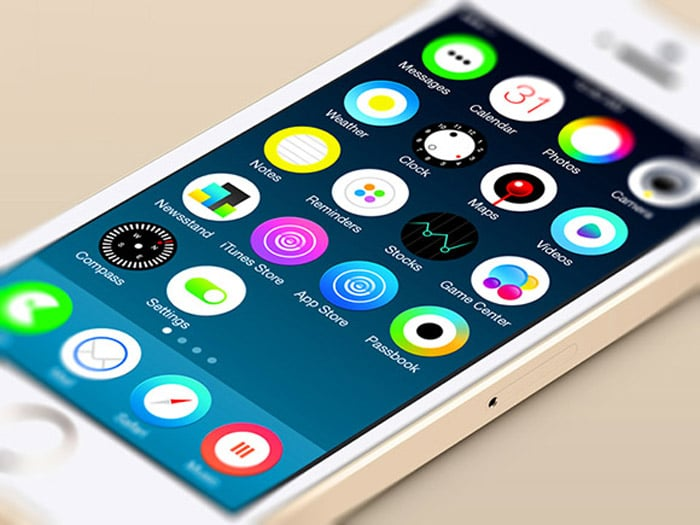 OS7 UI/UX Concept