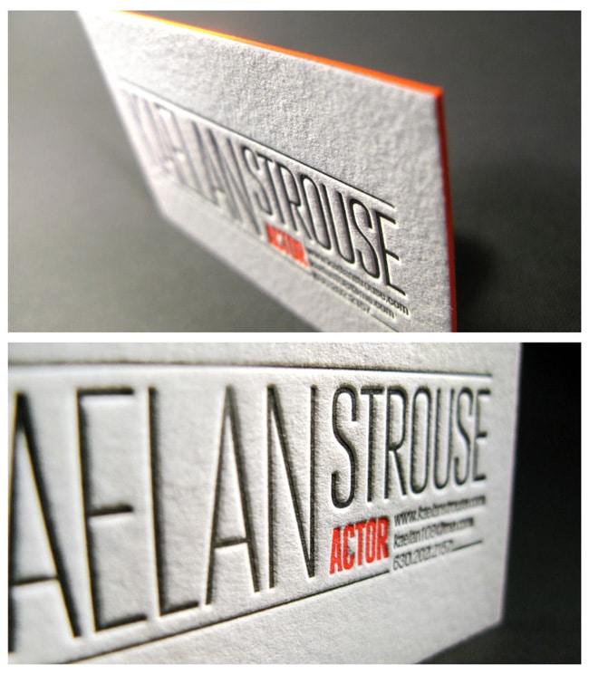 Awesome Examples Of Business Card Design - designrfix.com