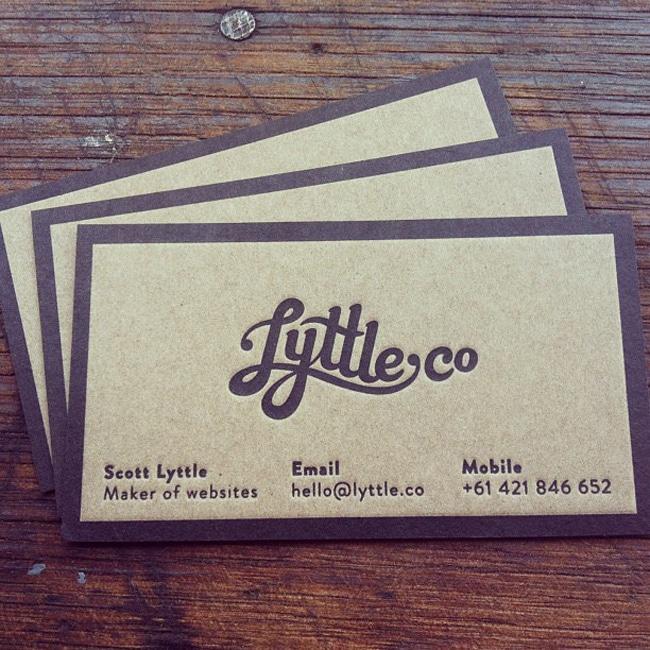 awesome examples of business card design designrfix com