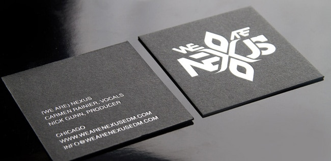 Creative Graphic Design Business Cards