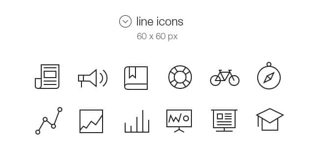 Tab Bar Icons iOS 7 Vol4 | Media Icons
