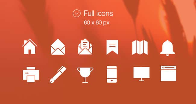 Tab Bar Icons iOS 7 Vol3 | Media Icons