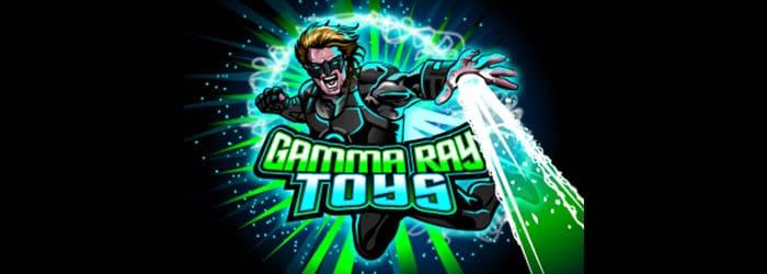 Gamma Ray Toys