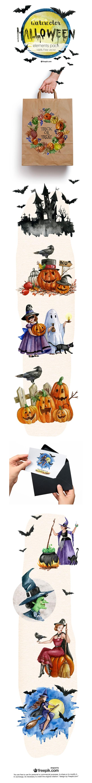 Halloween-Watercolor-post