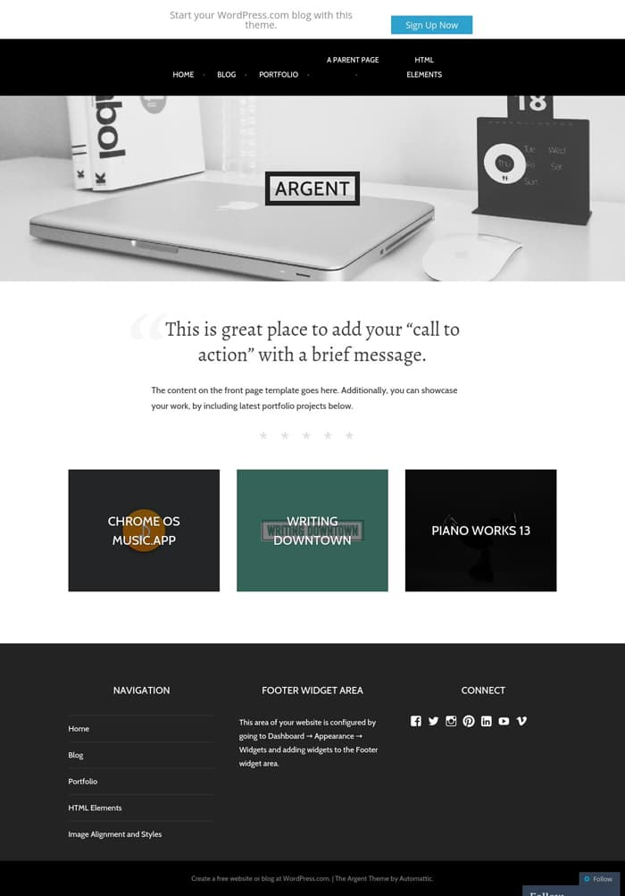 11-argent-free-wordpress-theme