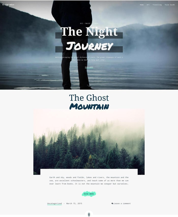 4-adler-free-wordpress-theme