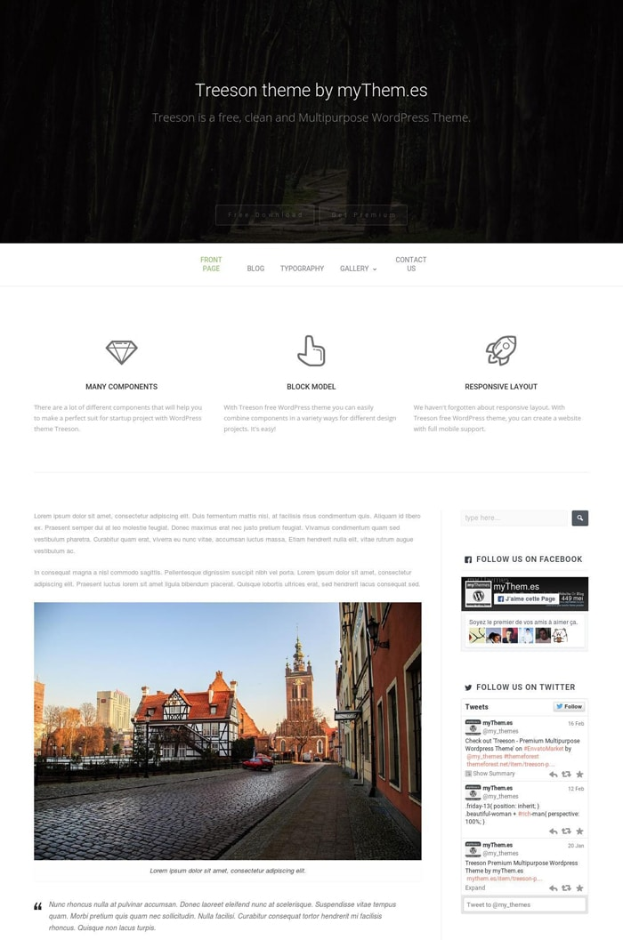 9-treeson-free-wordpress-theme