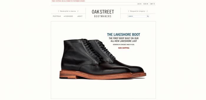 oakstreet bootmakers