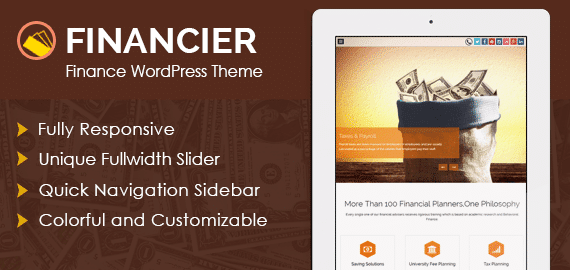 finance-wordpress-theme-slider