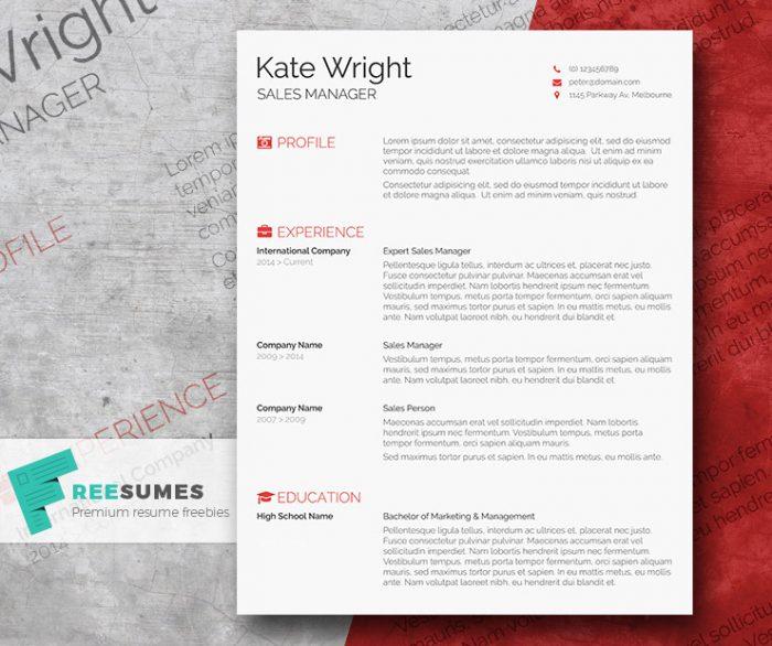elegant-resume-design