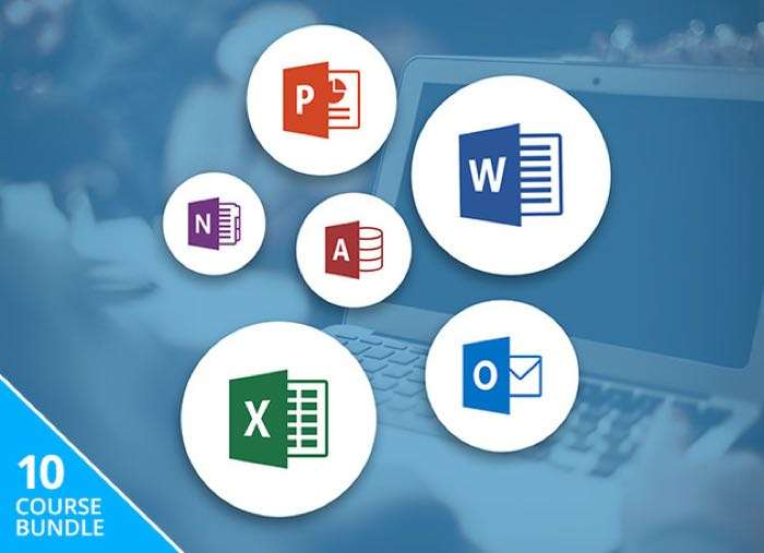 A to Z Microsoft Office Training Bundle
