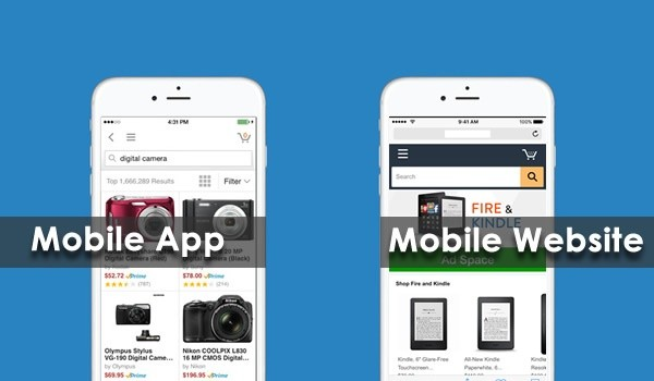 A Mobile App or Mobile Web? Go for the Dominating One