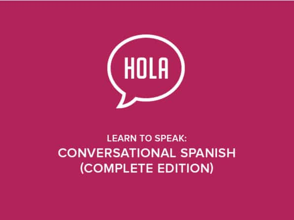 Learn to Speak: Conversational Spanish (Complete Edition)