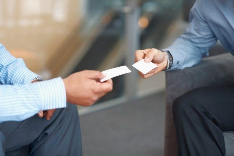 Professional Business Card Mockup Bundle (Freepik)