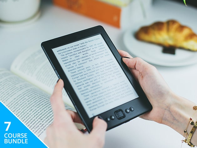 Ending Soon: Get the eBook Self-Publishing Bundle for Only $25