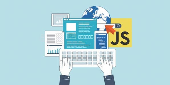 javascript stock photo