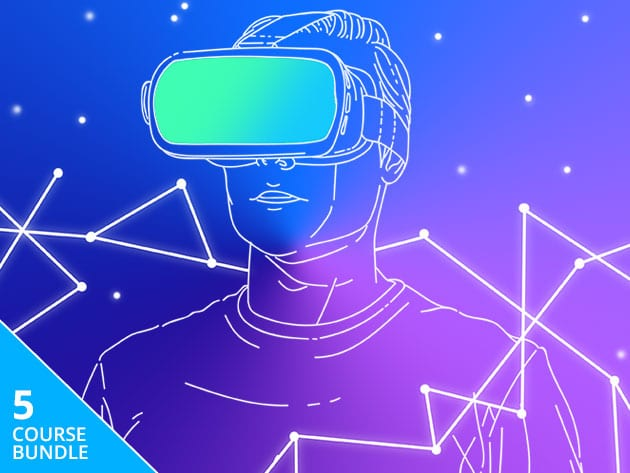90% Off: Get The Complete VR Development Bundle for Only $34