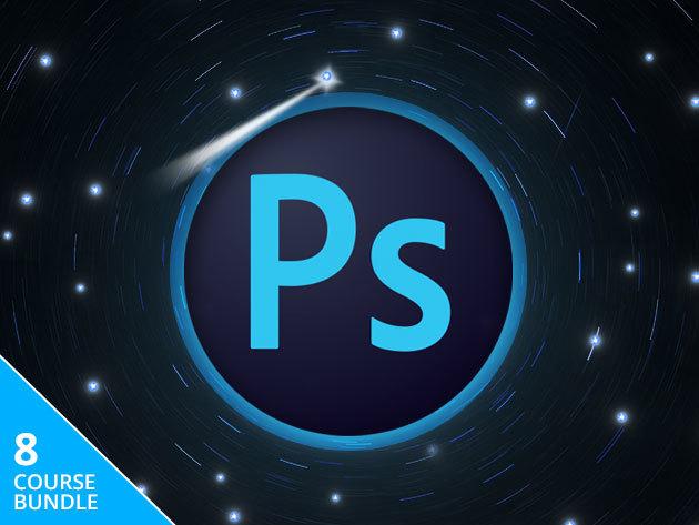 Complete Photoshop Mastery Bundle