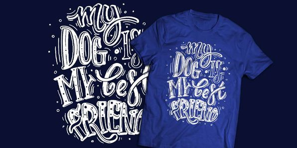 How to Create a Text-Based T-Shirt Design