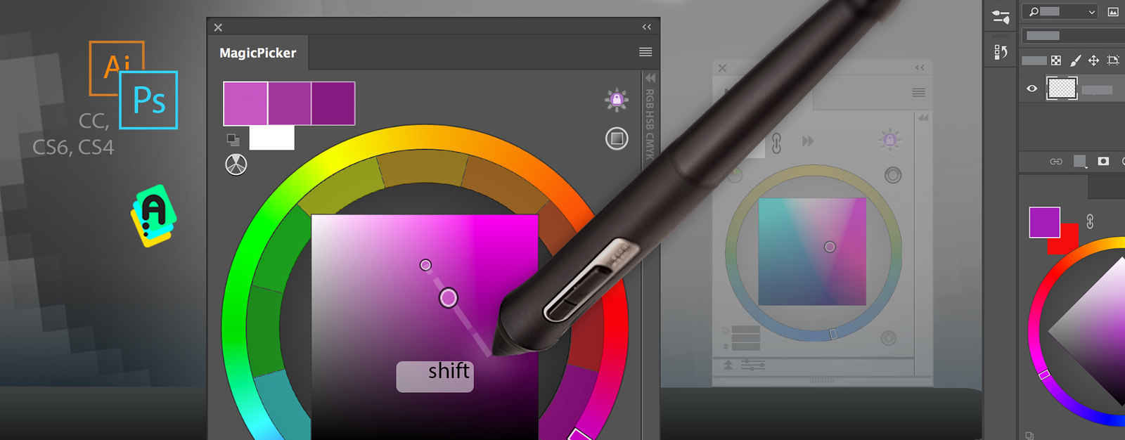 Best Laptops for Graphics Design: Photoshop Interface