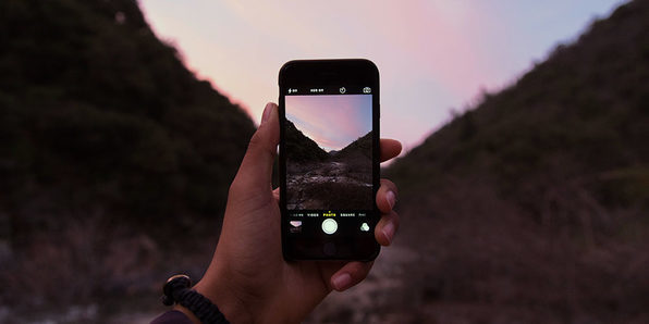 Storytelling with Mobile Photography with Ed Kashi